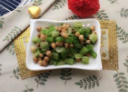 五香芹菜花生米