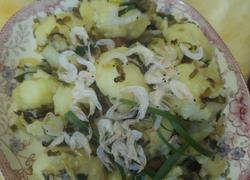 家常菜炒土豆