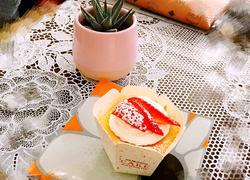 日式轻芝士(奶酪)杯子蛋糕
