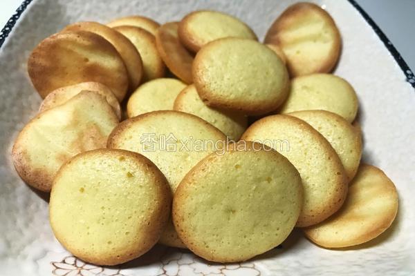 营养师改良配方:无油、无糖蛋黄小饼干,给小朋友做健康小零食