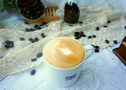 自制卡布奇诺咖啡
