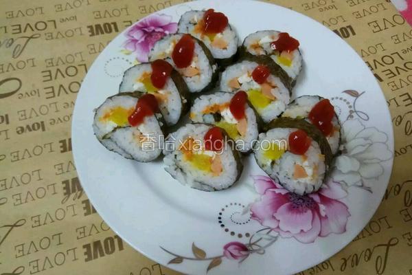 寿司海苔包饭