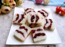 蔓越莓糯米糕