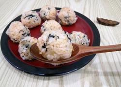 海苔泡菜团