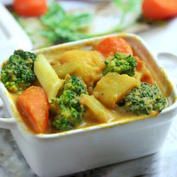 咖喱蔬菜煲的做法[图]