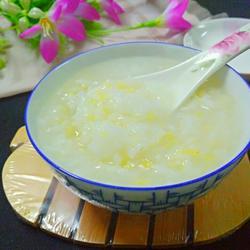 大黄米白粥