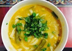 山西晋城美食系列之:米淇(合子饭)