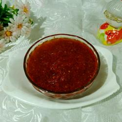 纯红辣椒油