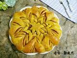 花型豆沙面包的做法[图]
