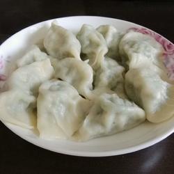 茴香黑山猪肉饺