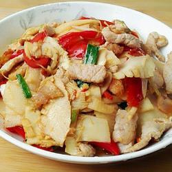 竹笋炒肉的做法[图]