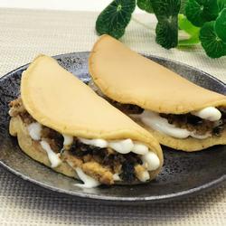 蛋烘糕(中式松饼)
