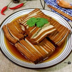 豆腐干的朴素吃法