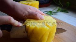 菠萝汁的做法图解4