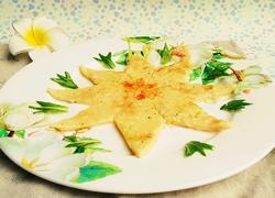鲜笋鸡蛋饼