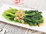 蒜末蚝油菜苔的做法[图]
