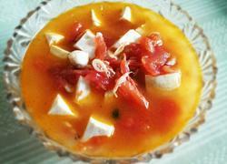 番茄豆腐虾皮汤