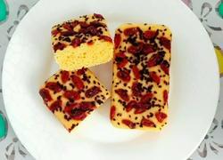无糖版玉米面发糕