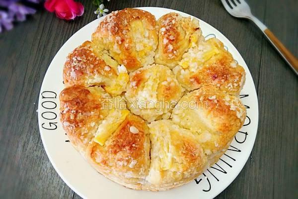 菠萝酥粒包