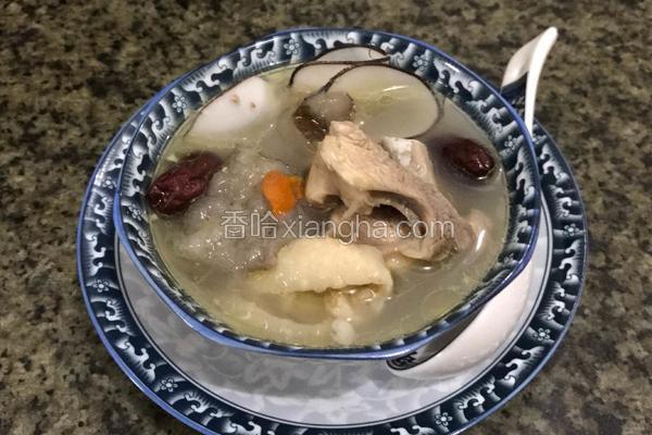 海参煲老鸡
