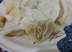 西红柿猪肉水饺