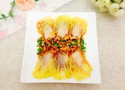 蛤蜊炝白菜