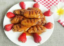 冰糖蚝油鸡翅