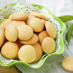 蛋黄元蛋黄饼干