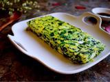 蘸汁菠菜鸡蛋羹的做法[图]