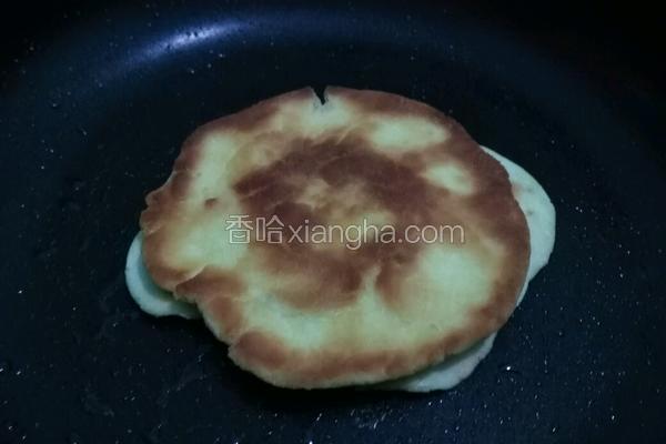 玉米面煎饼