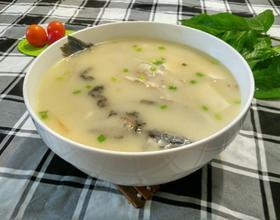 米浆鲫鱼豆腐汤
