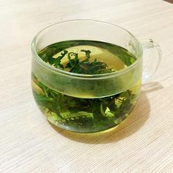 蒲公英茶的制作