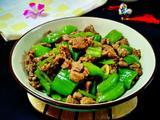 尖椒牛肉片的做法[图]