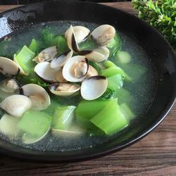 芥菜牡蛎汤