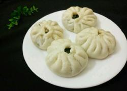 韭菜豆腐包子