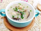 干贝香菇粥的做法[图]