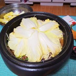 烤牛肉火锅