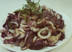 海兔烩蘑菇