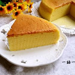 淡奶油蛋糕(八寸)