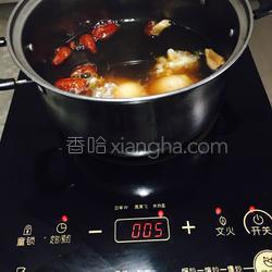 红枣枸杞酒酿蛋的做法图解5