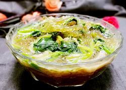 菠菜炖粉条