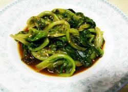 瘦肉酱拌生菜