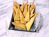 芝士咸饼干的做法[图]