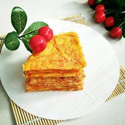 原味胡萝卜饼