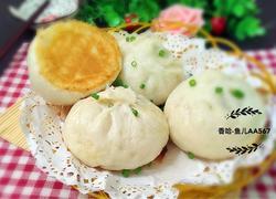 水煎包(猪肉韭菜馅儿)