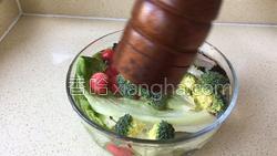 油醋汁蔬菜沙拉的做法图解1