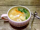 鸡肉疙瘩汤的做法[图]
