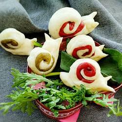 奶香蜗牛卷