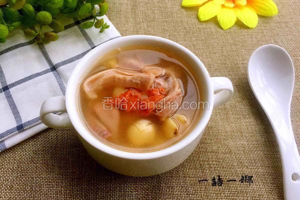 猪肚莲子汤(高压锅版)