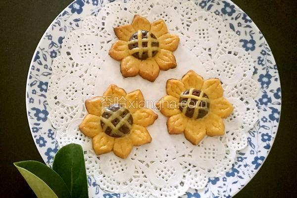 向日葵黄油饼干